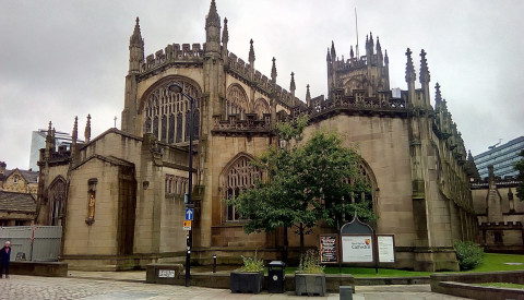 Manchester Cathedral