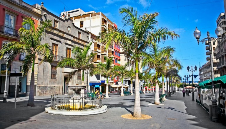 Teneriffa-Stadt-All Inclusive