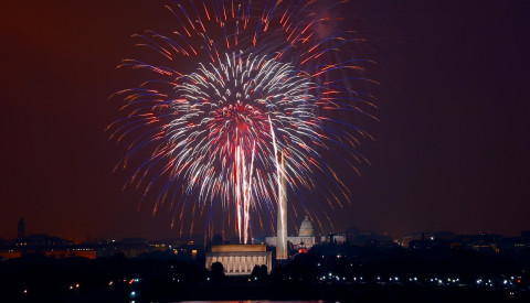 Washington Dc - Independence-day