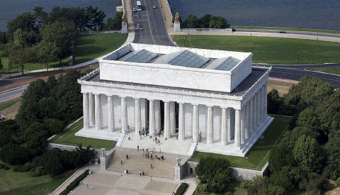 Washington Dc - Lincoln-memorial
