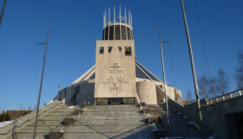Metropolitan Cathedral of Christ the King Liverpool