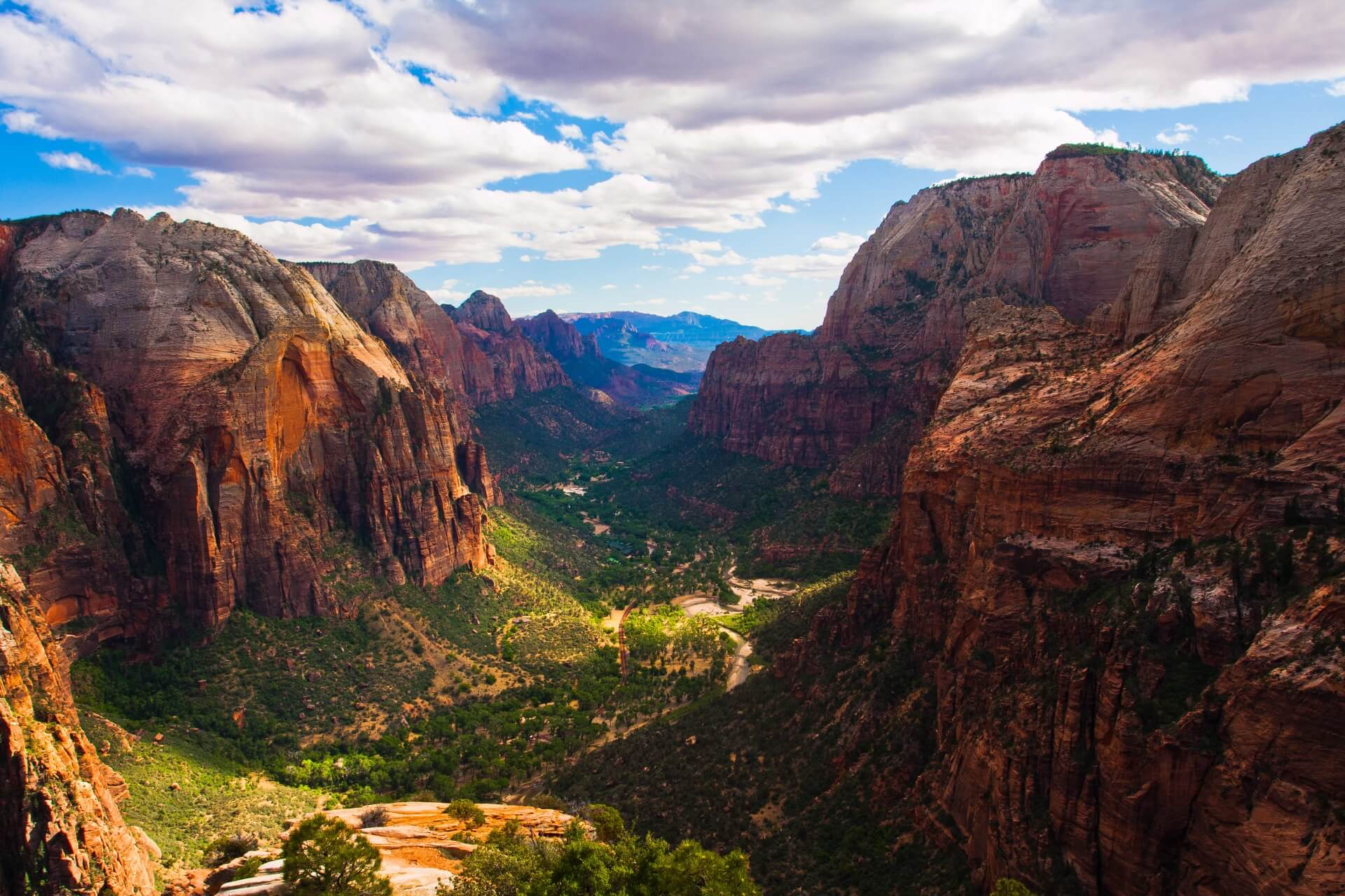 Nationalparks Utah Zion